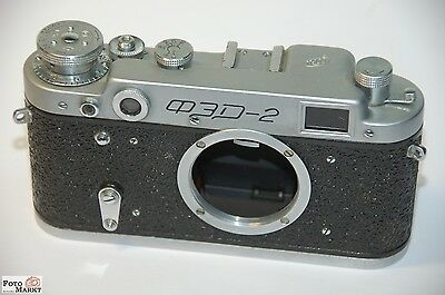 Russian System camera M39 Thread with Distance meter FED-2 Type 8b