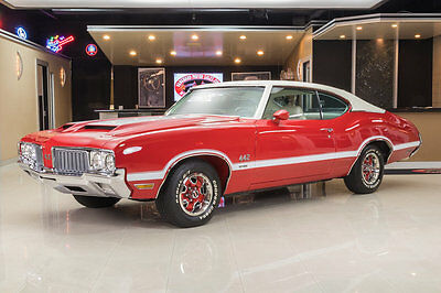 1970 Oldsmobile 442  Restored W-30! #'s Matching 455ci V8, TH400 Automatic, Factory A/C, PB, PS!