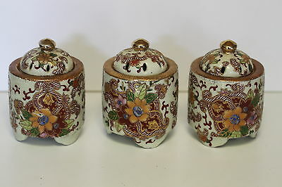 Three Pot Pourri Lidded Pot Pomanders Very Smart