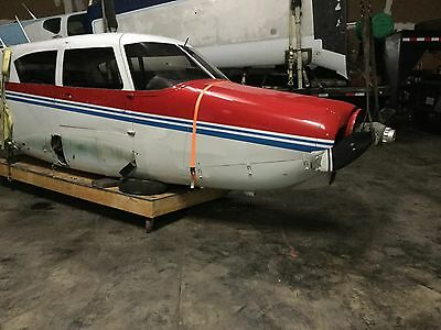 1959 Piper Pa-24-250 Comanche, 3,000 Tt, 1000 Smoh, Damaged From Gear Up, Cheap