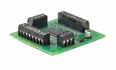 NCE Button Board for Switch-8 Mk2 DCC Accessory Decoder Switch8 524-152