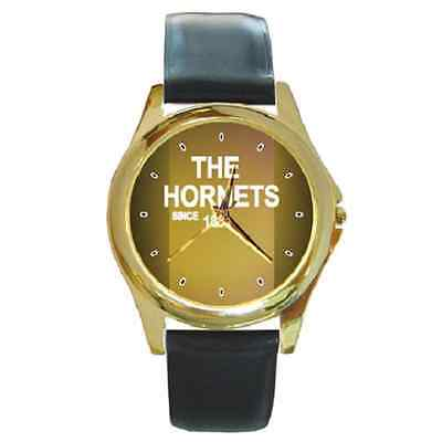 **new* The Hornets Since 1881 Watford Round Wristwatch **lovely Item**