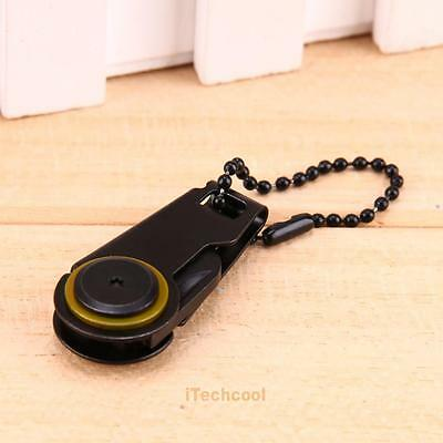 Mini Portable Survival Outdoor Multifunctional Tool Folding Knife Keychain