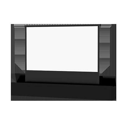 "Ascender Electrol - VIDEO FORMAT Matte White 100""-917-84748"