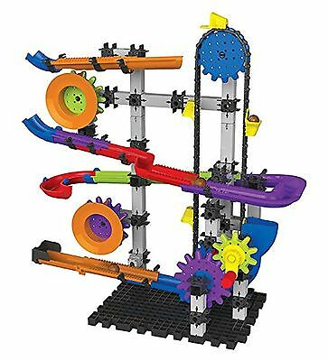 Techno Gears Marble Mania Crankster 100pcs Toy for kids boy girl games children