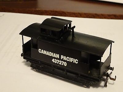 Hornby Dublo   C P CABOOSE only ,total renovation  exc  CONTOURED  cupola