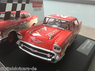 Carrera Evolution 27376 Chevrolet Bel Air Raceversion II  USA only