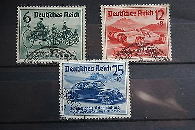 German Stamps. 1939 THIRD REICH SET. USED.