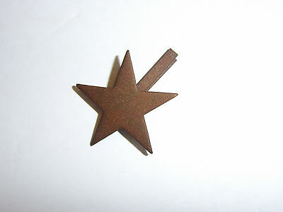 0391 WW2 Japan Japanese Army Helmet Star Emblem R17C