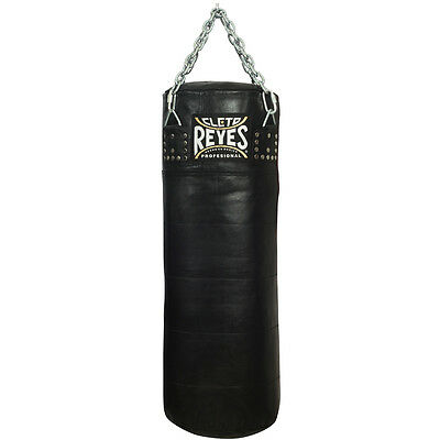 "Cleto Reyes Unfilled 37X21"" Leather Heavy Punching Bag"