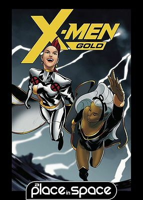 X-Men: Gold #5B - Mary Jane Variant (Wk23)