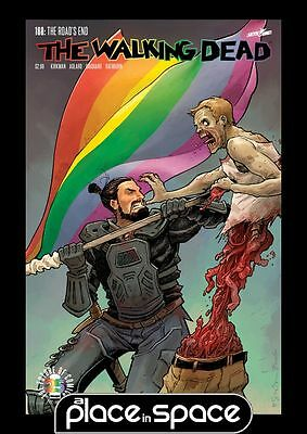 The Walking Dead #168B - Pride Month Variant (Wk23)