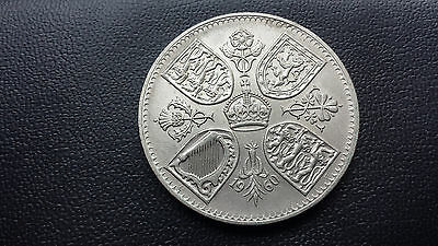 QUEEEN ELIZABETH II GB 1960 5/- SHILLING COIN The New York Crown