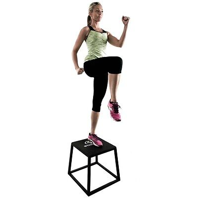 "Stroops 18"" A-Frame Economy Stackable Plyometric Box"