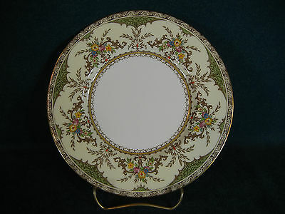 Minton Chatham Green Pattern Number S123 Salad Plate(s)