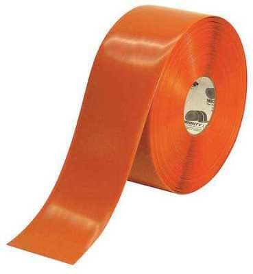 MIGHTYLINE 4RO Industrial Floor Tape, Roll, Orange, Vinyl