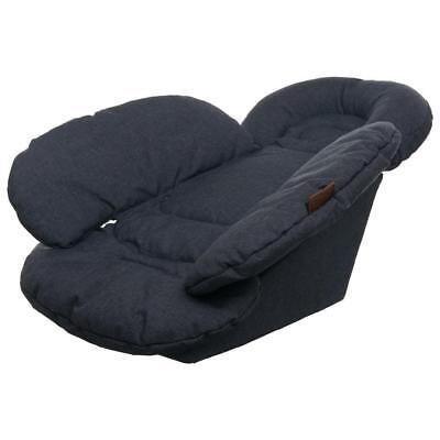 ABC Design Comfort Seat Liner (Admiral) Newborn Support Cushion for ABC Seat