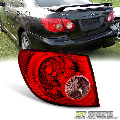 2006 toyota corolla tail lights not working   SOLVED: My