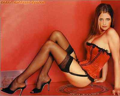 SARAH MICHELLE GELLAR HQ Glamour Photo (6x4 or 11x8) - 10 to choose from (Set 2)