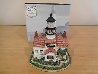 7) Harbour Lights Lighthouse - Point Pinos, CA  #170 - Lady Lightkeepers Series