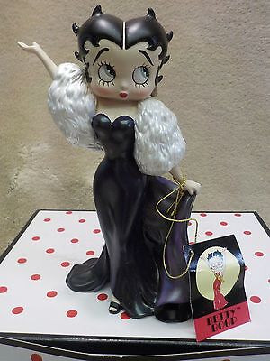 "2001 Westland Giftware Betty Boop Figurine New In Box 6 1/4"" Inches Tall"