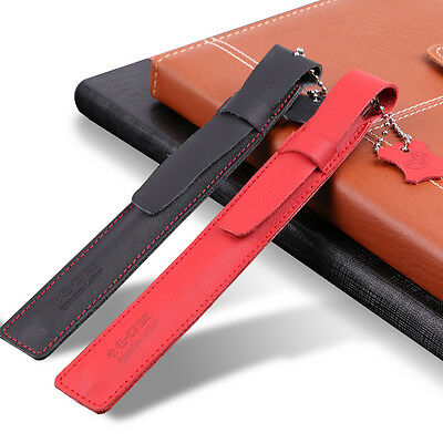 Genuine Leather Pencil Case Sleeve Pouch Bag Holder for Apple iPad Pro 10.5/12.9