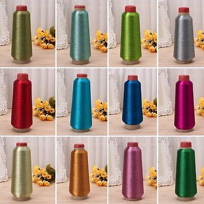1PC Sewing Machine Cone Threads Polyester Overlocking All Purpose 20Colors
