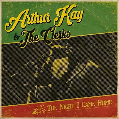 ARTHUR KAY * The Night I Came Home LP+CD Black Vinyl *Rude Boy *Ska *Skinhead