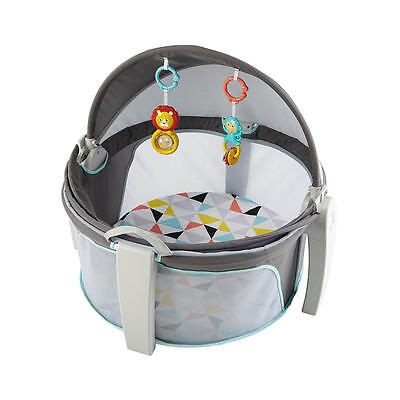 New Fisher-Price On-The-Go Baby Dome Model:24586044