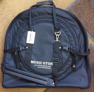"""FAME CYMBAL BAG / TROLLEY PRO F. To Fit Cymbals Up To 24"""" NEW"""