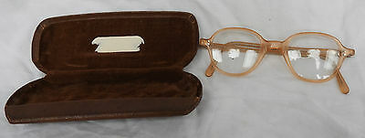 Vintage NHS Spectacles & Case c1950s  - Child / Small Adult Size (B)