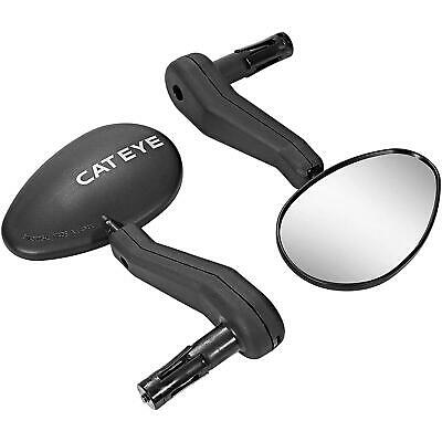 CatEye BM-500 Bicycle Right Hand MTB Rear View Mirror, Black