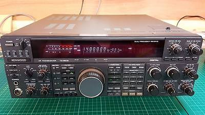 Kenwood Ts-950Sd Ts-950S Digital Hf Digital Transceiver + Mc-60 Desk Microphone