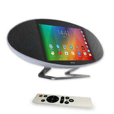 Xoro HMT 390Q Internet-TV/Radio 8GB 17,8 cm 7 Zoll Quadcore HDMI USB Android 5.1