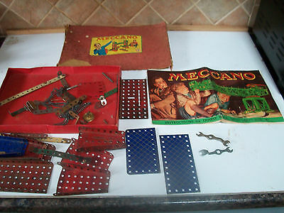 Vintage Boxed Meccano Outfit No 1