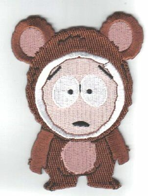 South Park TV Series Butters as a Bear Figure Embroidered Patch NEW UNUSED