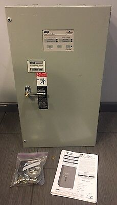 ASCO SERIES 300 AUTOMATIC POWER TRANSFER SWITCH 200AMPS 240 VOLTS 1 Phase 50/60H
