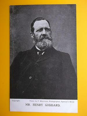 VOTE HENRY GODDARD SWALLOWFIELD Reading Berkshire County Council Election c1916