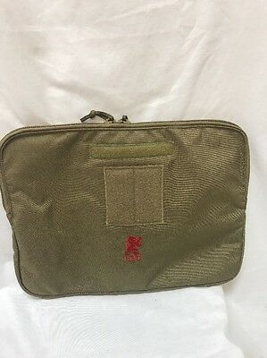 """London Bridge Trading LBT-2725A Coyote Brown 15"""" Padded Laptop Pouch"""