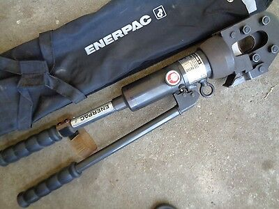 Enerpac Wmc-125 Hydraulic Cable & Wire Cutter 1.25""