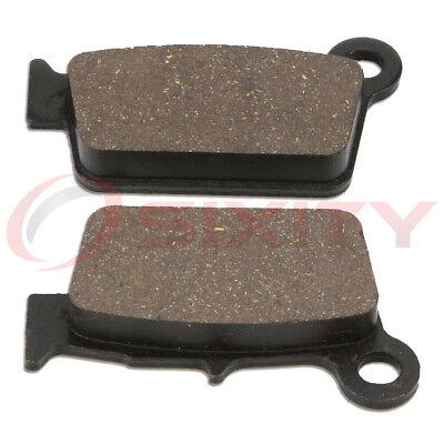 Rear Organic Brake Pads 2007 Suzuki RMZ250 Set Full Kit K7 Complete qi