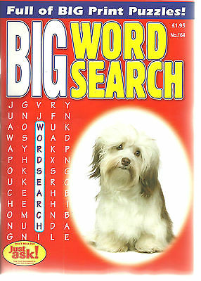 3 Bumper Word Search Magazines Most With 100+ Puzzles Solutions In Back (Set 16)