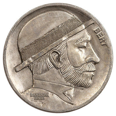 1913-1938 United States Hobo Nickel - Bowler Hat SKU47354