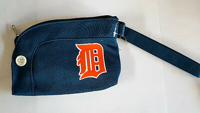 New Detroit Tigers Jersey Stadium Wristlet Wallet Licensed
