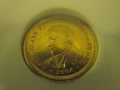 1904 Lewis and Clark Exposition Commemorative US Gold $1 Coin