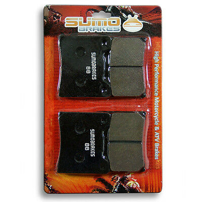 Yamaha Front Brake Pads XV 750 Virago (USA Models Only)(1988-1997) XV 1000 1100>