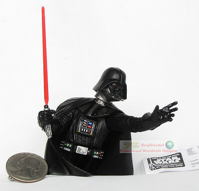 Gentle Giant Star Wars Bust-Ups Exclusive Darth Vader Figure Bust Status S29