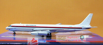 Aviation200 JAL Japan Airlines JALCargo Cargo Freight DC-8 1:200 Plane BBOX046