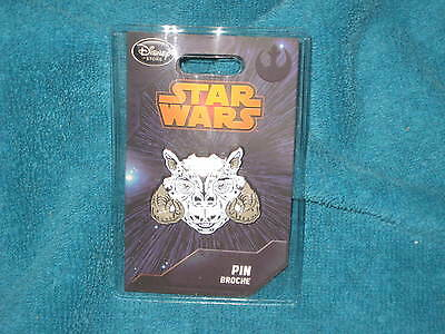 Disney Store Star Wars Series 2 Taun Taun From The Ice Planet Of Hoth Pin. New.