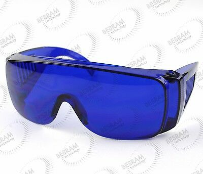 Red 635nm 650nm 660nm Laser Protection Goggles Safety Eyewears Glasses OD4+